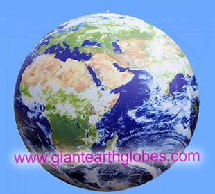 gigantic inflatable planet earth globe balloon giant world ball