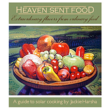 heaven sent food cookbook by Jackie Harsha