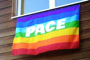 Pace Flag Flying
