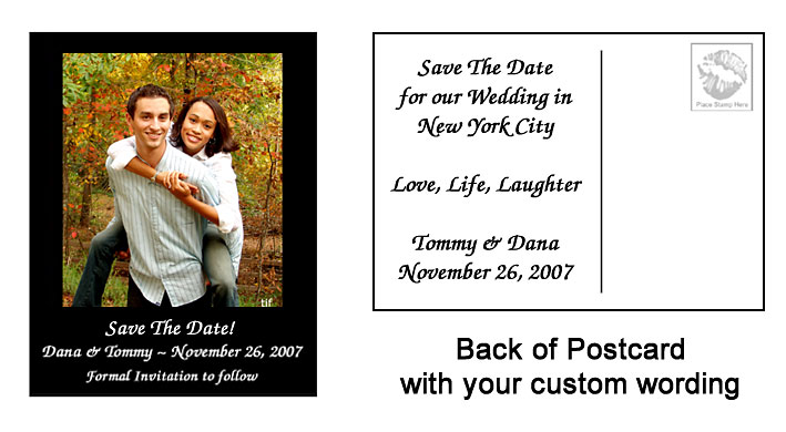 Custom Save The Date Magnets Wedding Magnet Party Favors – Save the Date Wedding Wording Examples